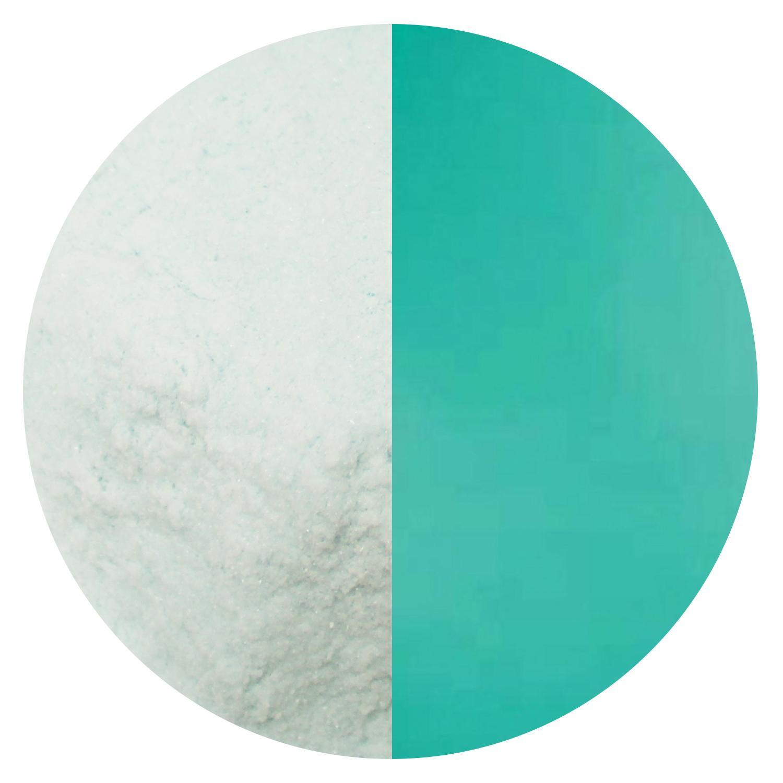 8.5 Oz Turquoise Green Opal Powder Frit - 96 COE