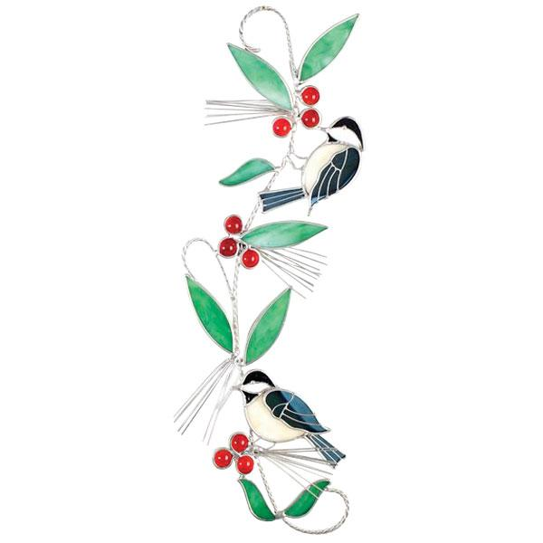 Pre-Cut Chickadee Scroll Kit