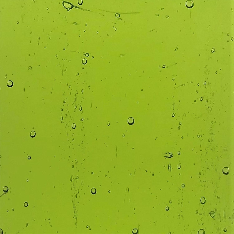 Kokomo Chartreuse Green Transparent Light Seedy