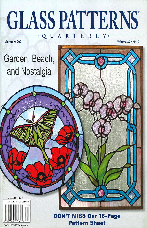 Glass Patterns Quarterly Summer 2021