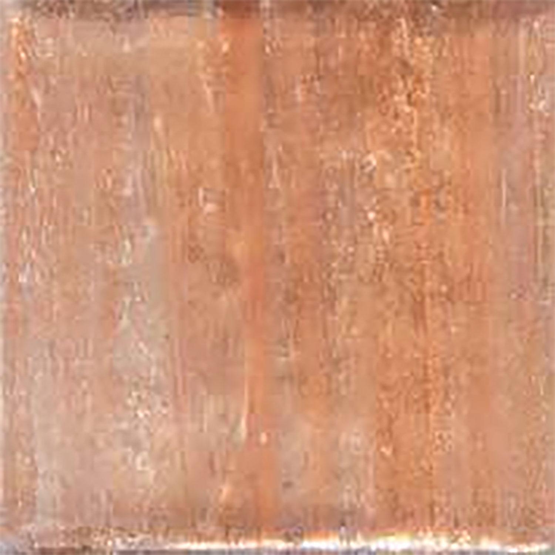 3/4 Copper Metallic Venetian Glass Tiles - 1 Lb