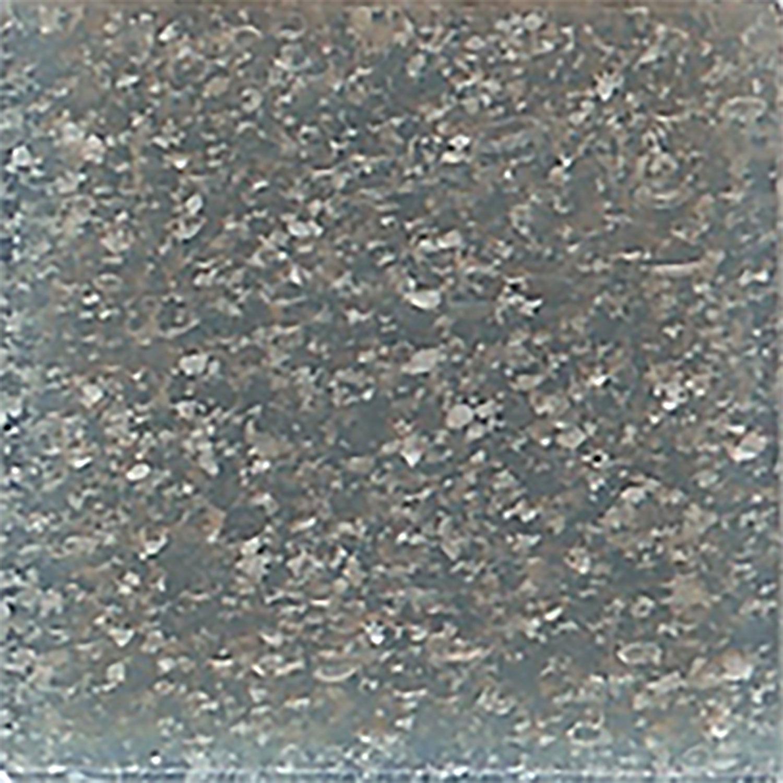 3/4 Dark Slate Venetian Glass Tile - 2.2 Lb