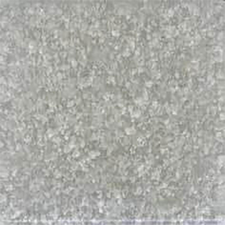 3/8 Smoke Venetian Glass Tile - 2.2 Lb