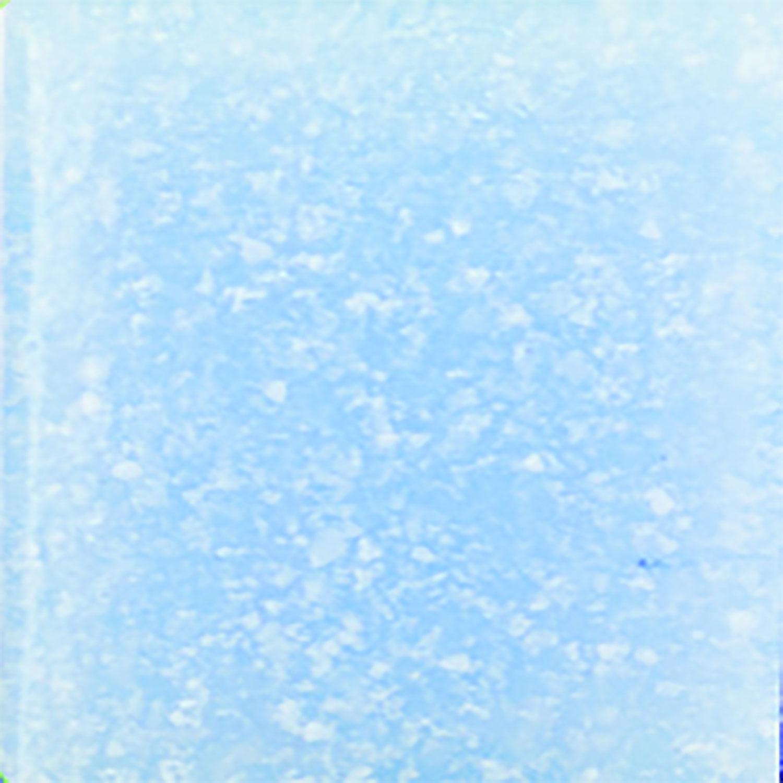 3/8 Sky Blue Venetian Glass Tile - 2.2 Lb