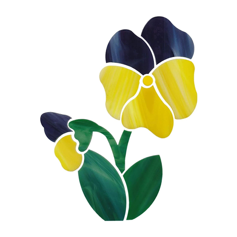 Pansy Flower Premium Pre-Cut Kit