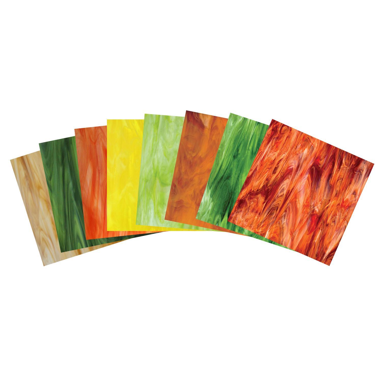 Fall Harvest Sampler Glass Pack - 96 COE