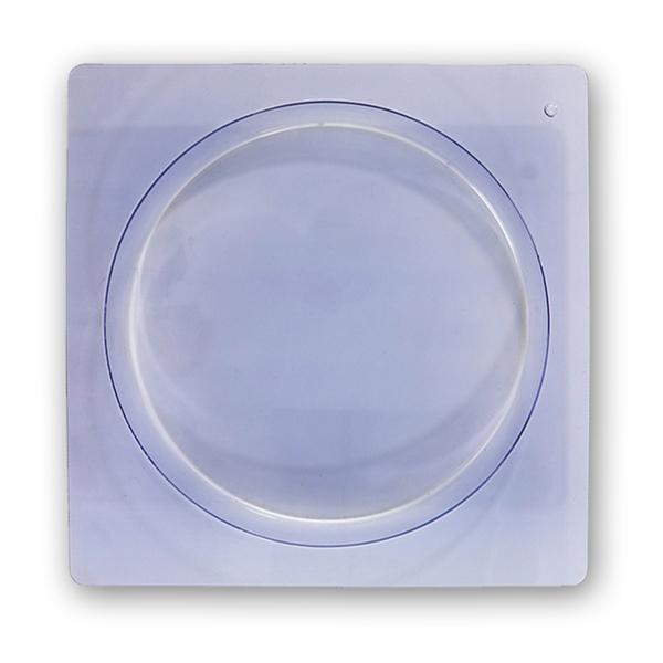 5 Round Stepping Stone Mold