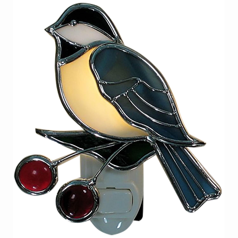 Pre-Cut Chickadee Night Light Kit