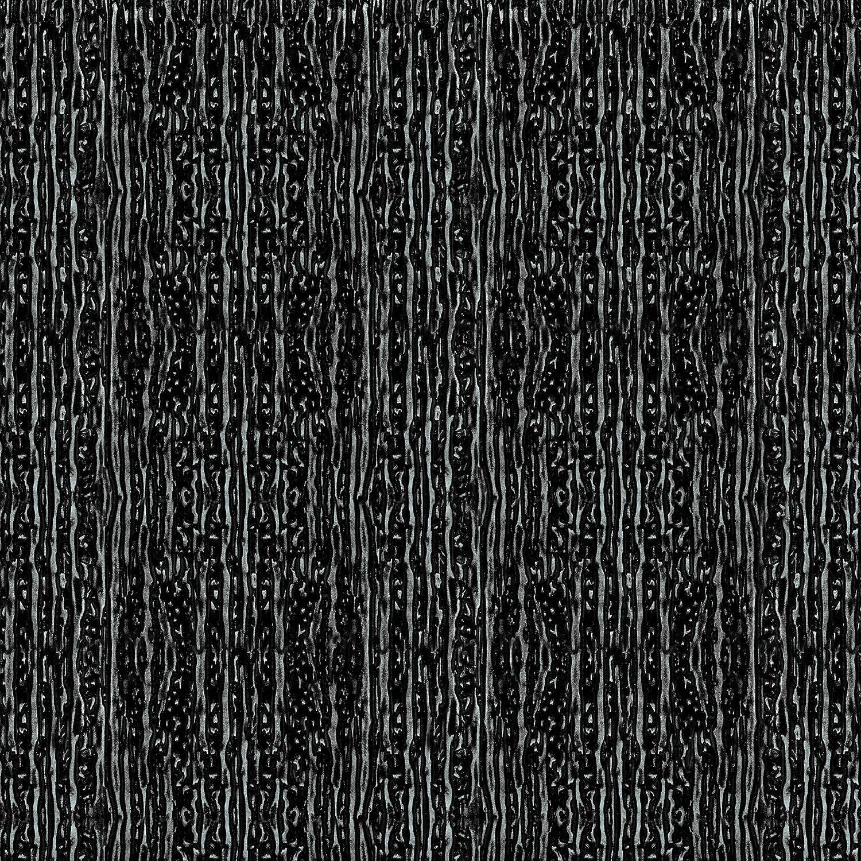 Van Gogh Black Sparkle Rain