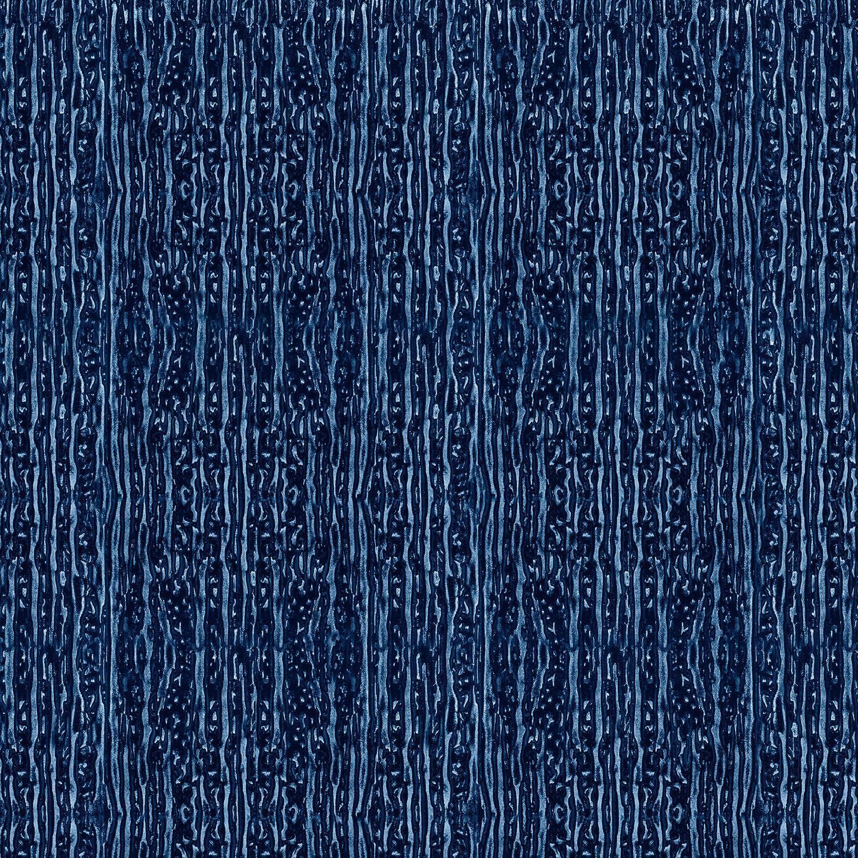 Van Gogh Blue, Violet Sparkle Rain