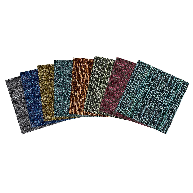 Van Gogh Textures Sample Glass Pack