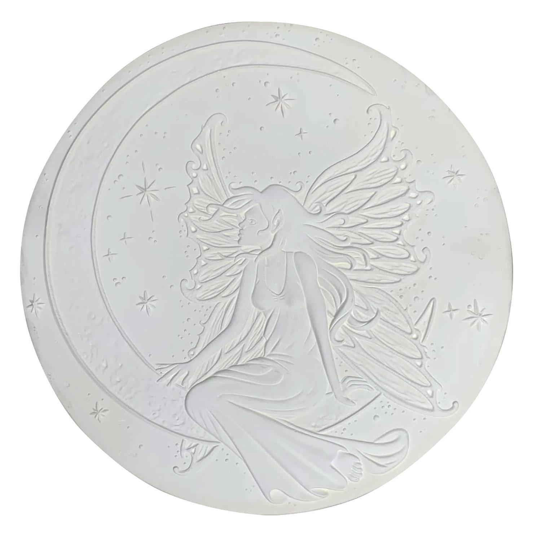 Fairy on the Moon Texture Mold