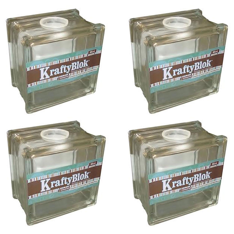 5-1/2 Square Kraftyblok - 4 Pack