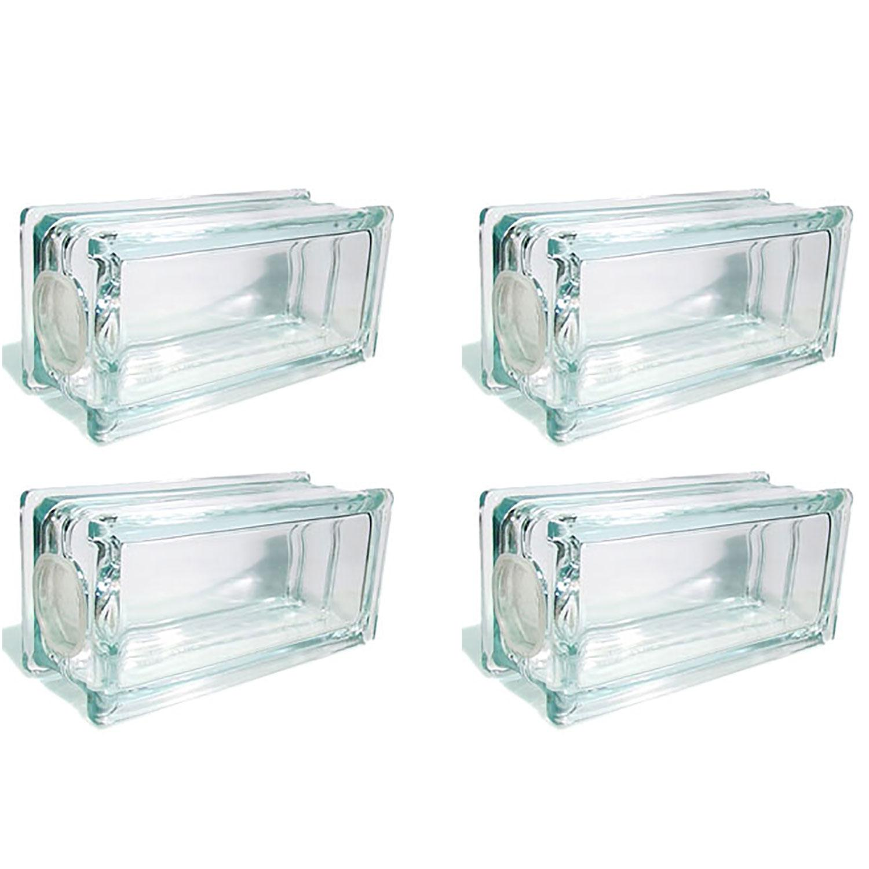 3-1/2 x 7-3/4 Rectangle Kraftyblok - 4 Pack