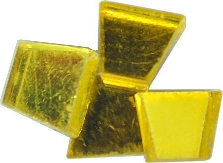 Crafter's Cut Sunflower Mirror Tile - 1 Lb