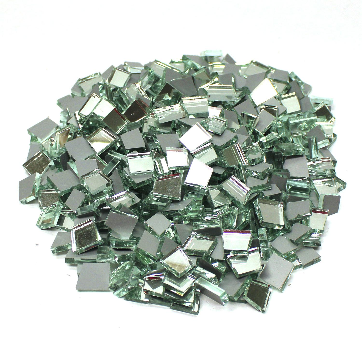 Crafter's Cut Mirror Tile - 1 Lb