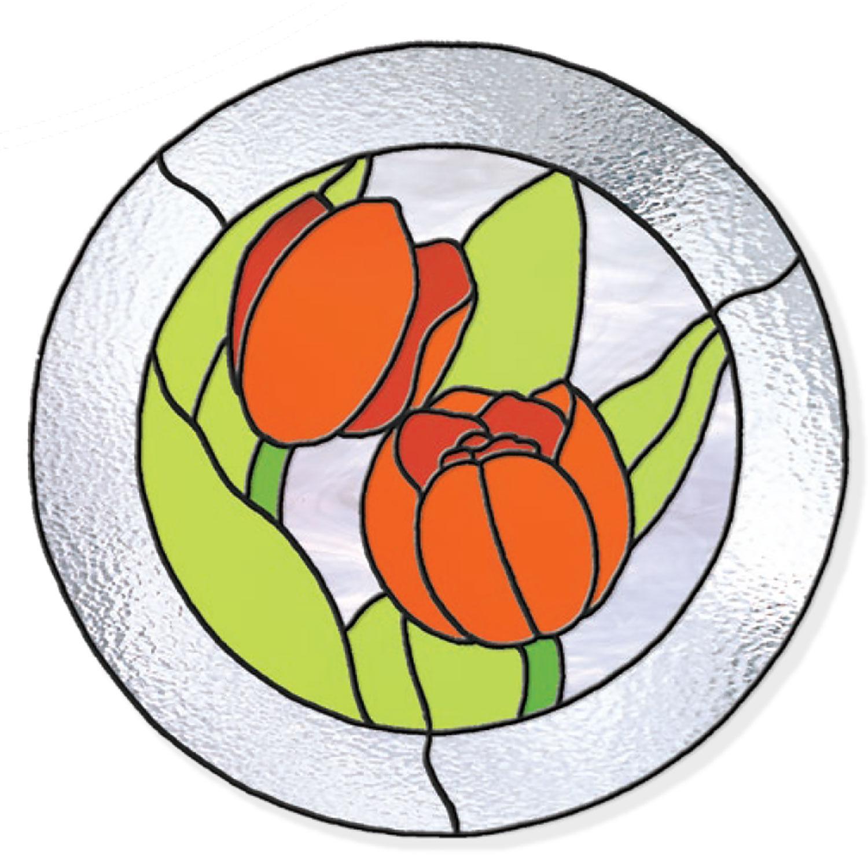 Free Tulips Pattern
