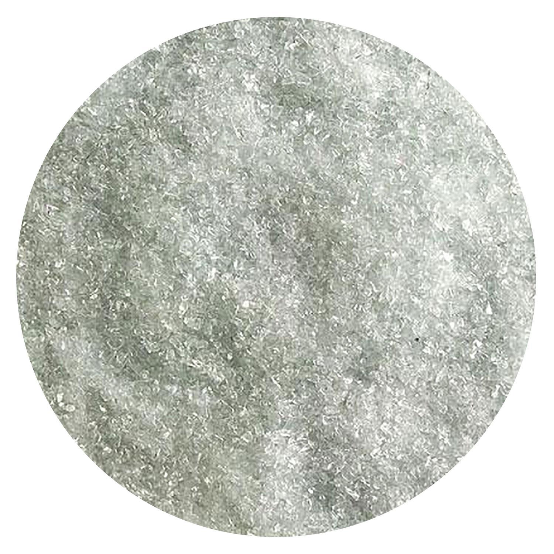 5 Oz Spruce Green Tint Transparent Fine Frit - 90 COE