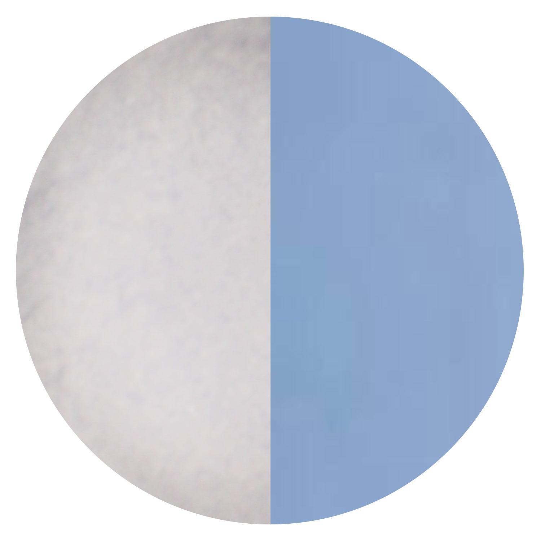 8.5 Oz Pale Blue Transparent Powder Frit - 96 COE