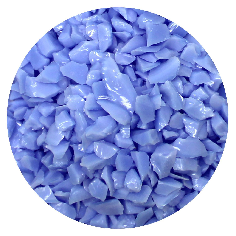 8.5 Oz Hydrangea Opal Coarse Frit - 96 COE