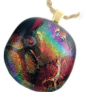 dichroic jewelry