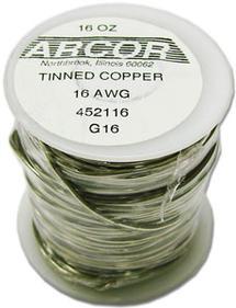 16 ga Pre-Tinned Wire