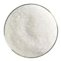 5 lb Clear Transparent Medium Frit - 90 COE