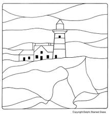 Free Lighthouse Pattern