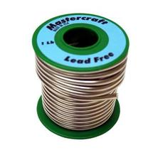 Mastercraft Leadfree Solder - 1 lb.