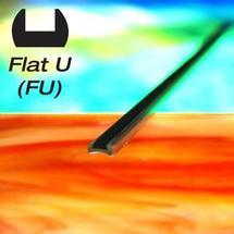 1/8 Flat U Lead Came