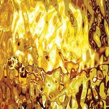 Spectrum GoldWater Waterglass SilverCoats Mirror