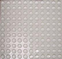 Self-Adhesive Clear Rubber Feet