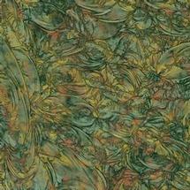 Van Gogh Green / Copper/ Gold