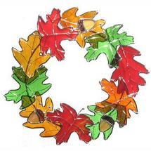 Pre-Cut Leaf Wreath Kit