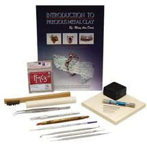 Metal Clay Starter Kit for Kiln Owners