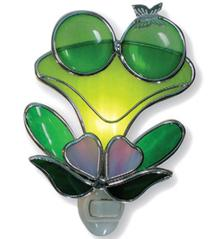 Pre-Cut Frog Night Light Kit