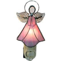 Pink Angel Night Light