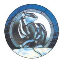 Free Polar Bear Bevel Panel Pattern