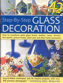 Step-by-Step Glass Decoration