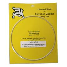 Zephyr Replacement Fine Diamond Blade