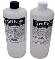 KraftKote Tabletop Kit - 1/2 Gallon