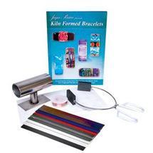 Fused Glass Bracelet Kit - 96 COE