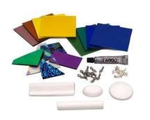 Fused Glass Jewelry Kit - 96 COE