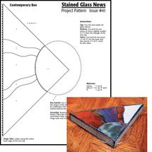 Free Contemporary Glass Box Pattern
