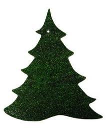 Large Christmas Tree Fusible Pre-Cut - 90 COE