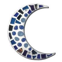 Mosaic Moon Wood Shape Kit