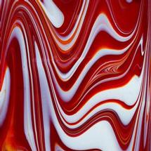 Spectrum Fusers Reserve Candy Cane Opal Art