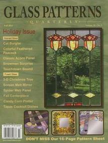 Glass Patterns Quarterly - Fall 2014
