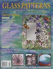 Glass Patterns Quarterly Magazine Spring 2015