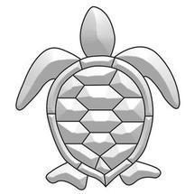 Turtle Bevel Cluster